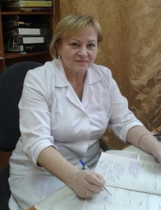 Врач акушер-гинеколог